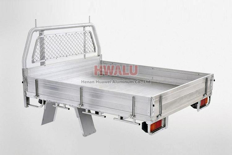 aluminium truck body sheet