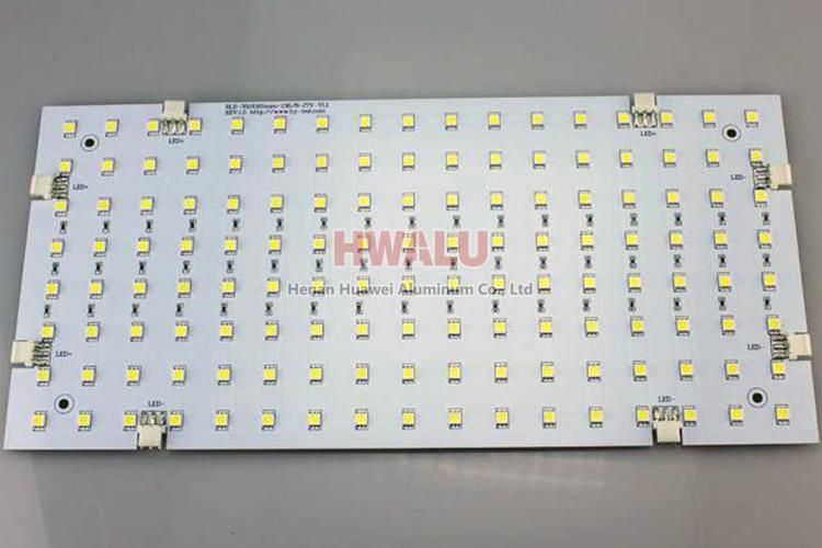 PCB aluminum sheet
