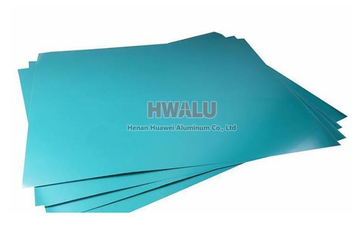 printing aluminum sheets