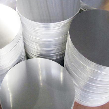 aluminum circle for pots