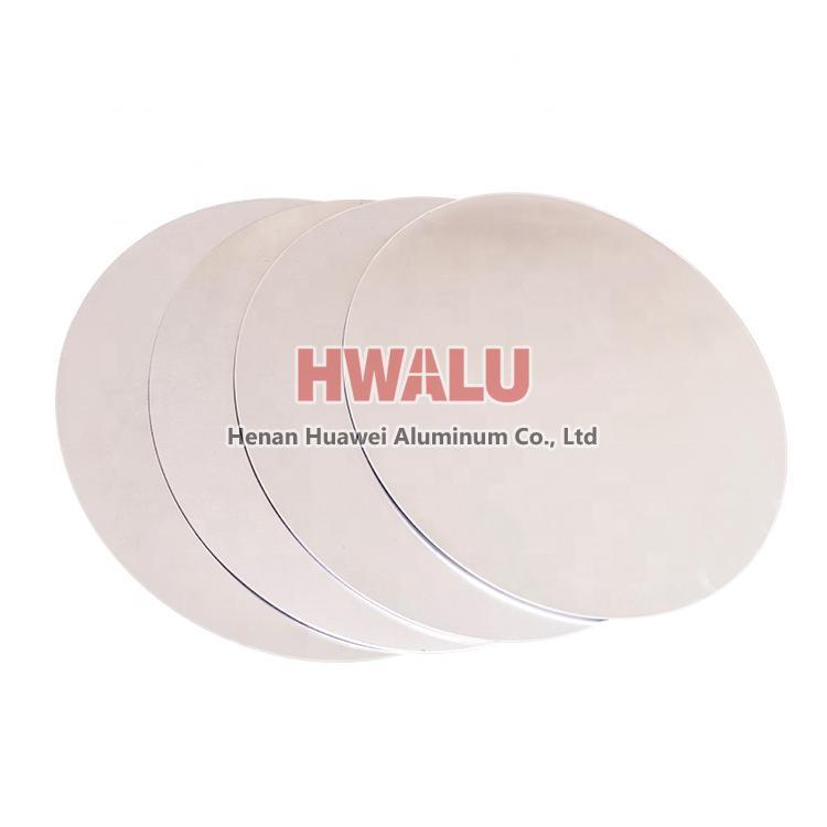 0.1mm 1000 series aluminum disc