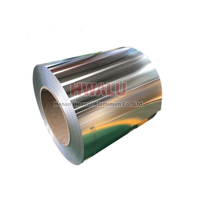 bobina de aluminio anodizado