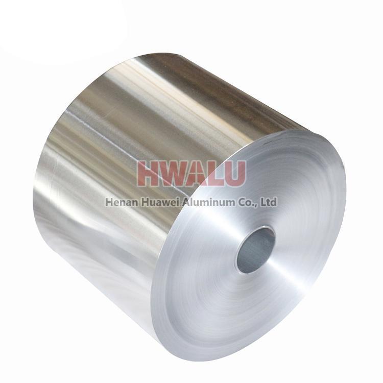 papier d'aluminium pur