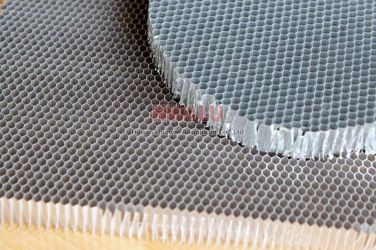 high quality aluminum foil honeycombe
