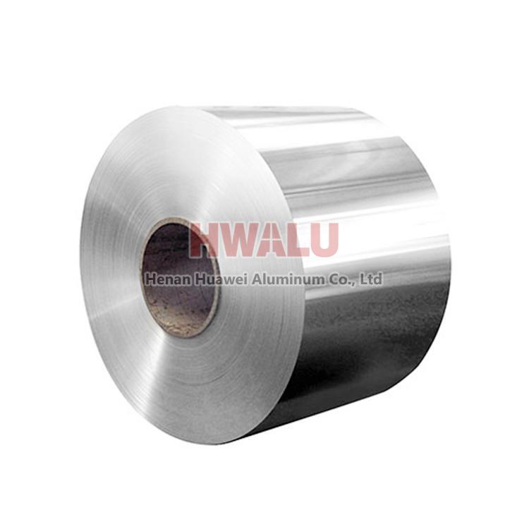 honeycomb aluminium foil