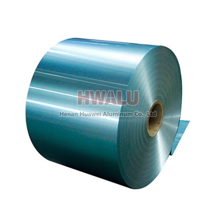 feuille d'aluminium hydrophile