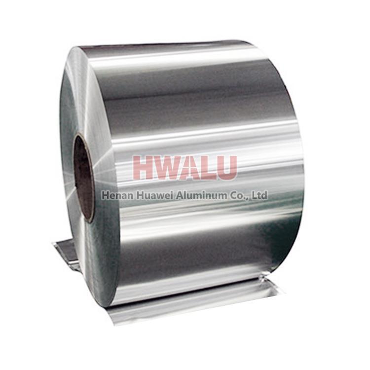 feuille d'aluminium pour l'isolation
