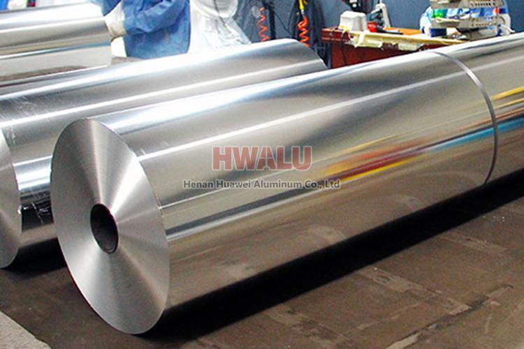 medical grade aluminum foil