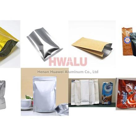 aluminum foil bags packaging