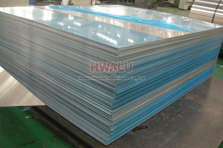 5083 marine grade aluminum plate