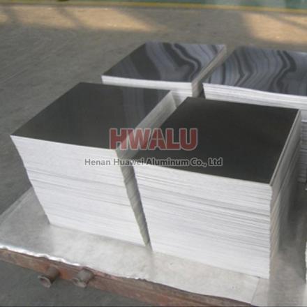 electronic aluminum sheet