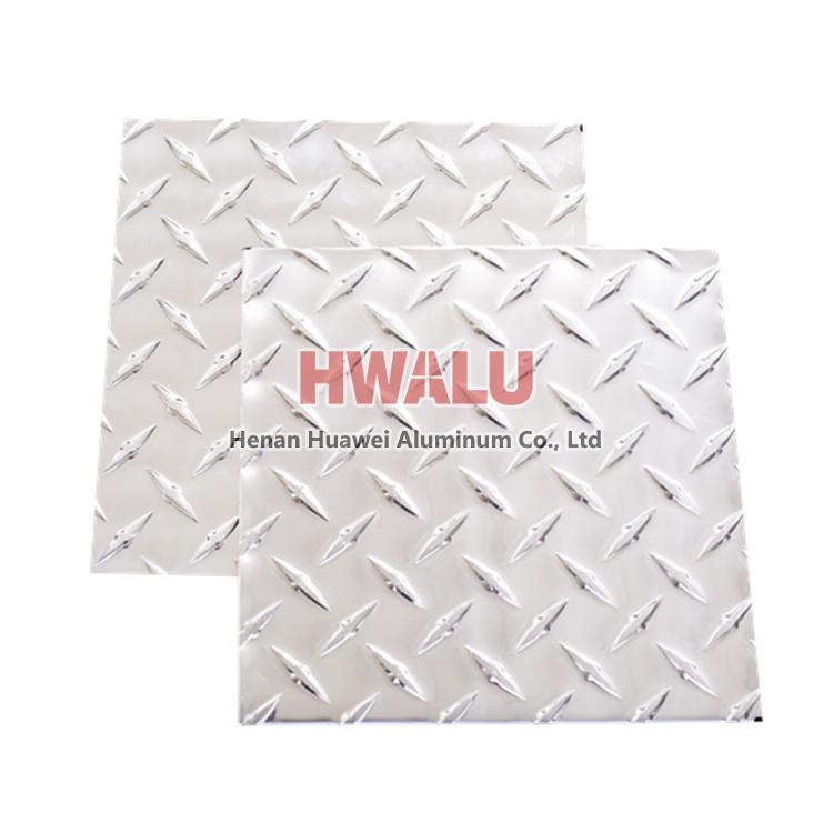 aluminum diamond plate sheet