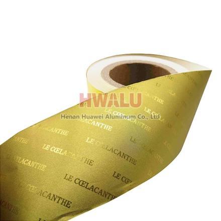 cigarette foil aluminum foil paper