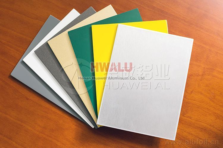 pe_coated_aluminum_foil for aluminium composite panel