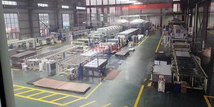 aluminum foil container machine line