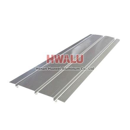 aluminum radiant heat plates