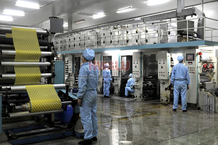aluminum foil for pharmaceuticals manufacturer